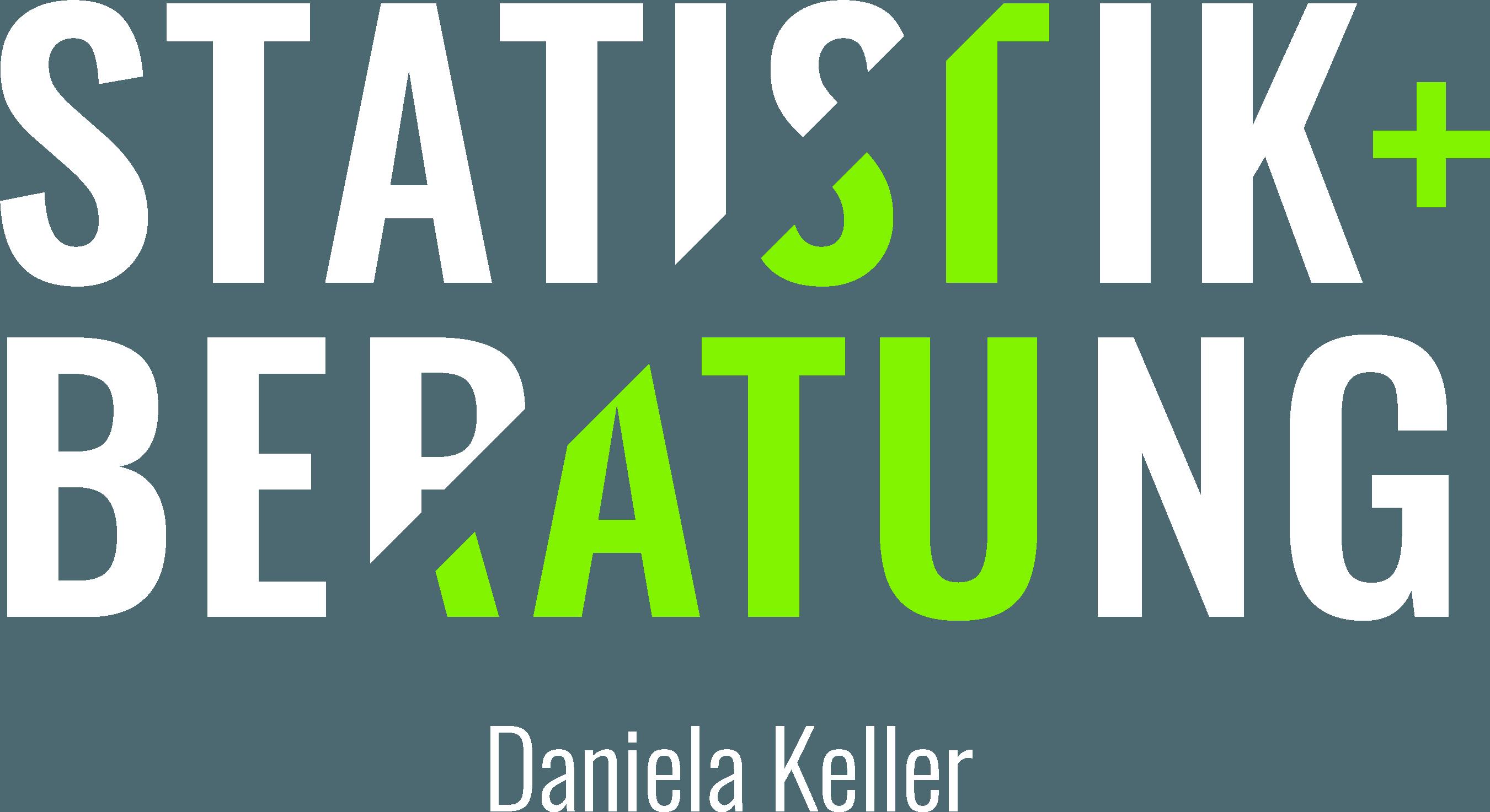 Statistik und Beratung - Daniela Keller