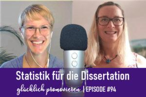 Interview im Podcast Glücklich Promovieren von Dr. Marlies Klamt